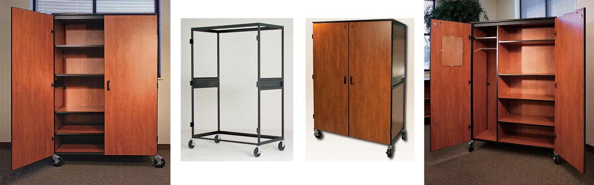 Mobile Teacher & Wardrobe