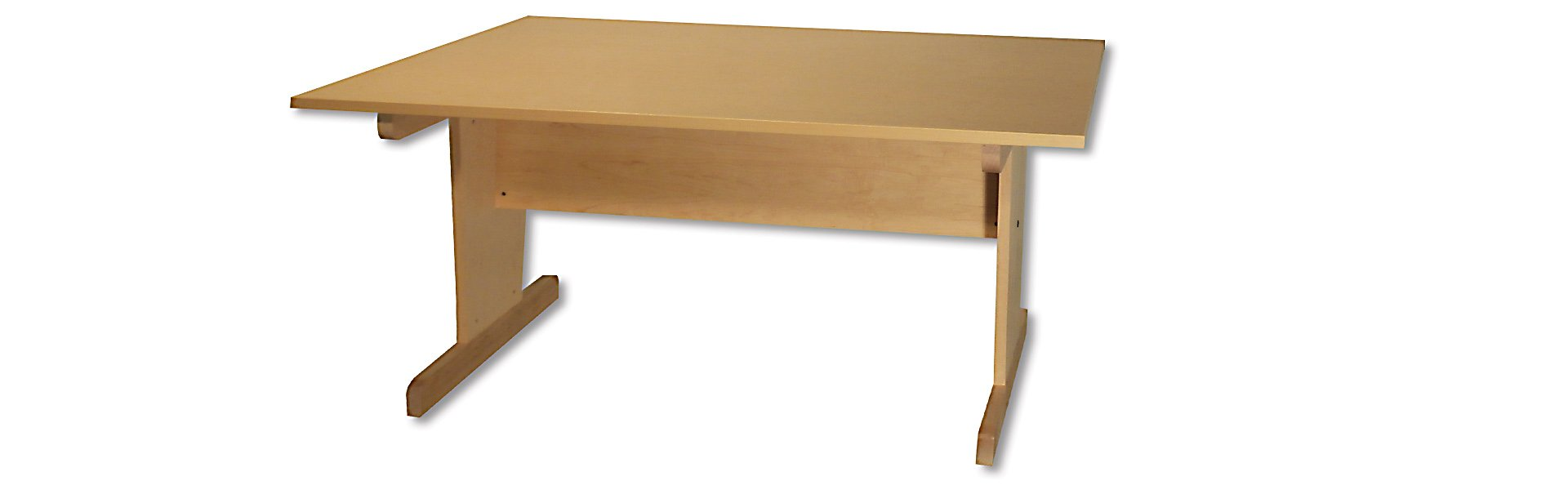 Corilam Maple Art Table