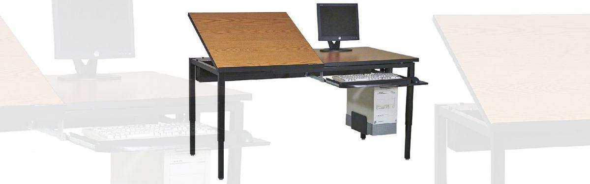 Corilam Drafting Table Computer web