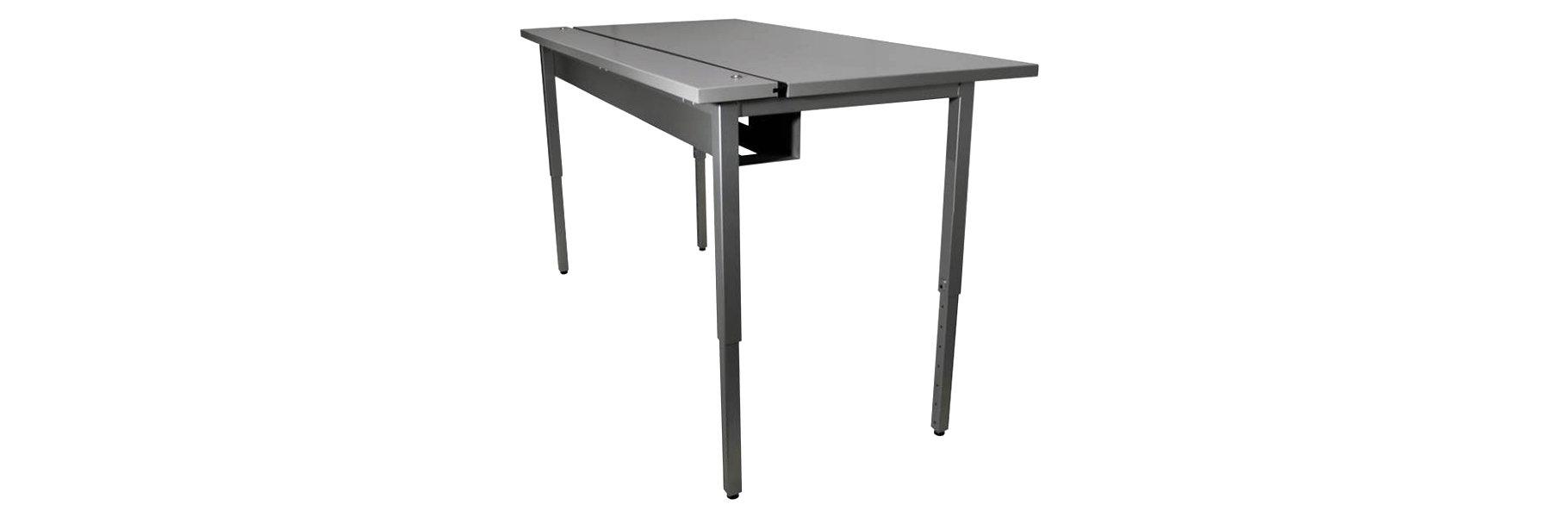 Corilam 9000T Steel Base Desk
