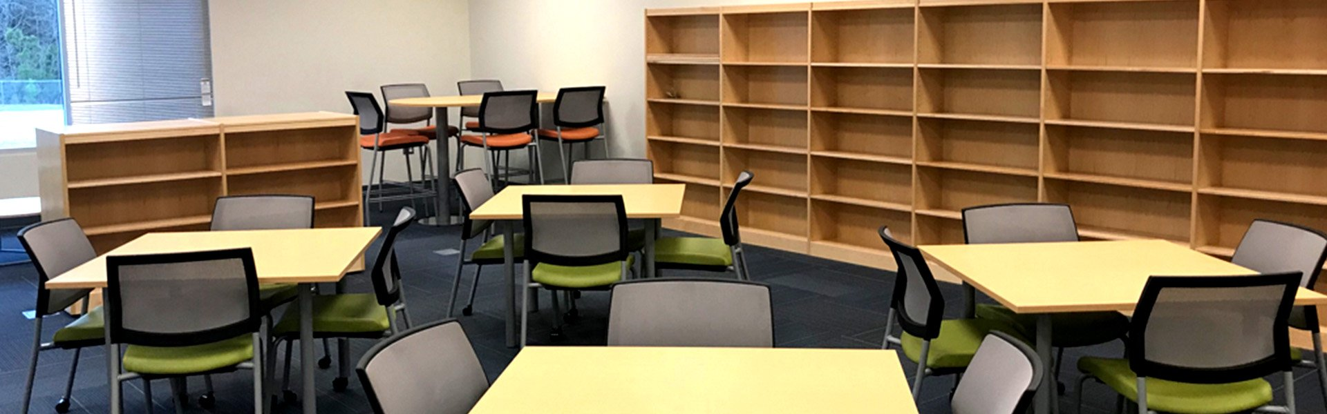 Bookcases and Tables Front 300 F