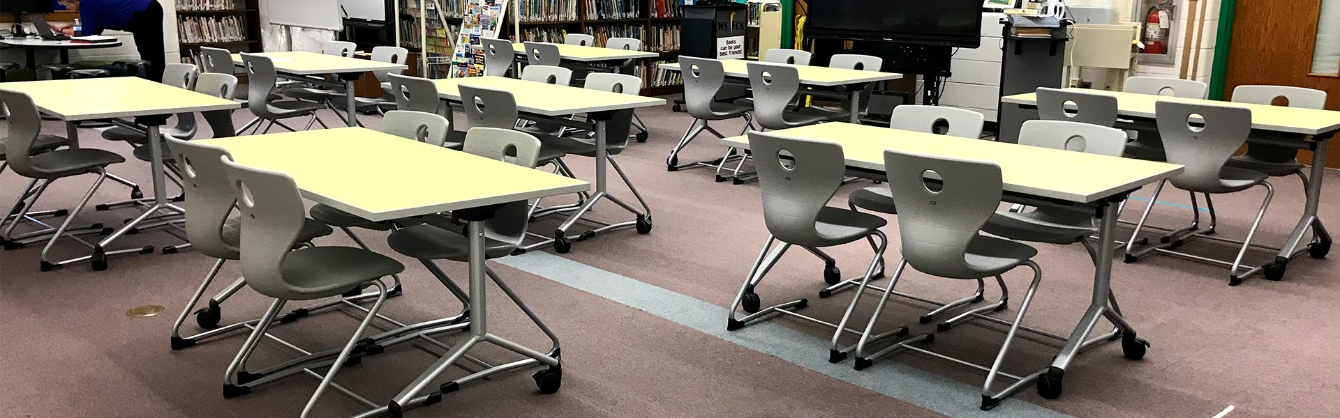 CFC Educational Furniture for Schools