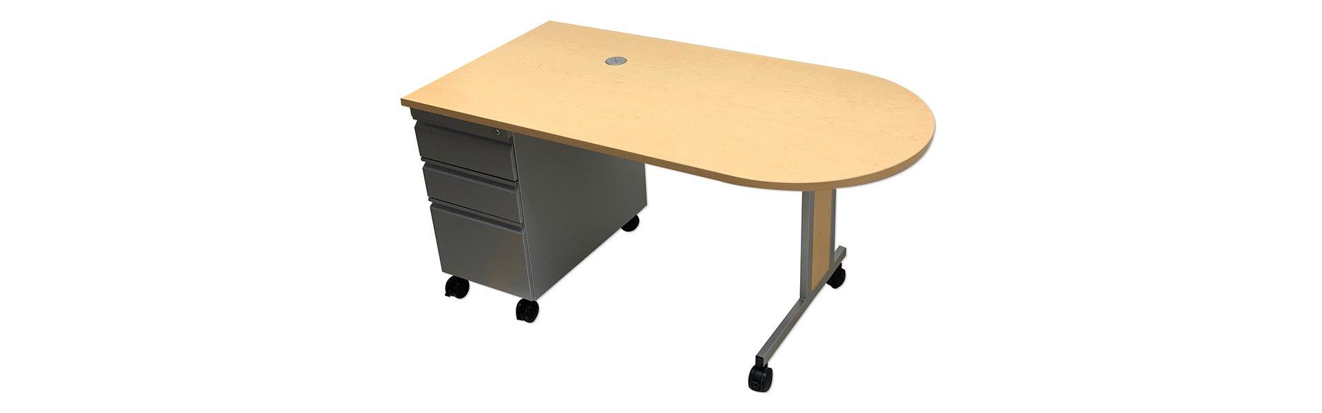 CFC Educational 564 Teachers Desk Top