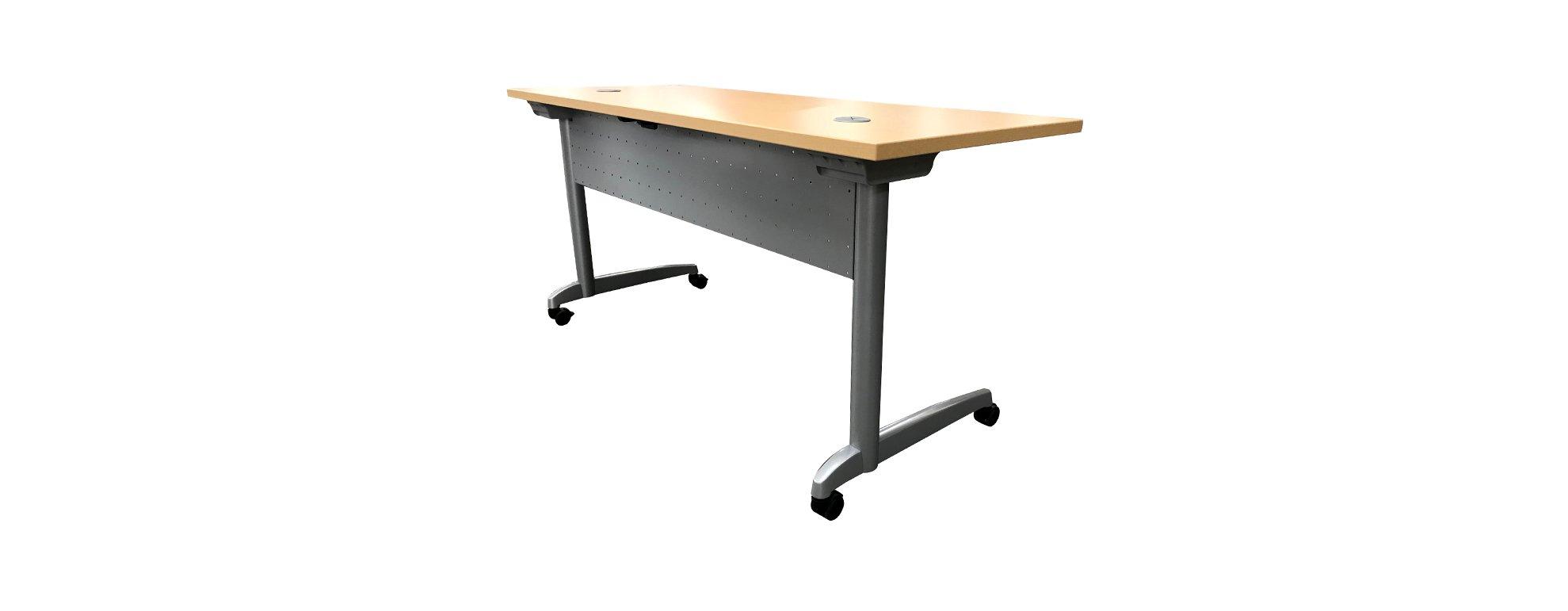 CFC Educational 643 C-Leg Flip Top Table